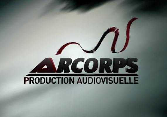 Motion du logo ARCORPSn. 2012